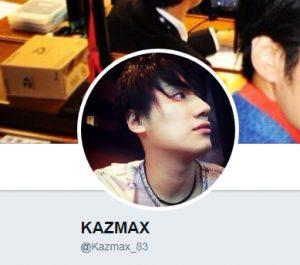 KAZMAX氏