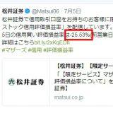 松井信用評価損率